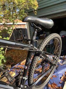 """Schwinn 29"""" Men's Ascension Mountain Bike - Black- Silver Disc Brakes Clean."""