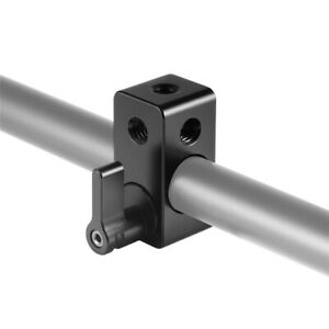 SmallRig Single 15mm Rod Clamp aluminum alloy 843