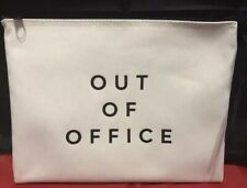 """Milly """"Out Of Office"""" Pouch Bag  New"""