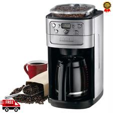 Cuisinart Burr Grind & Brew 12 Cup Automatic Coffee Maker Auto-shutoff