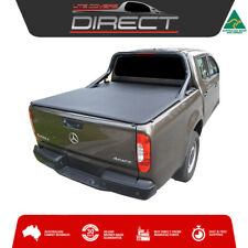 ClipOn Tonneau Cover For Mercedes Benz X220D, X250D Dual Cab - 2017 Onwards