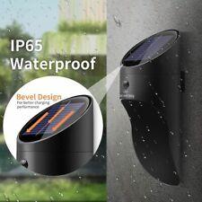 Solar Motion Sensor Light Ip65 Waterproof Outdoor Garden Lamp Night Wall Lamp