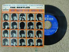 Disco Single 45 R.P.M.The Beatles Que Noche la de aquel Dia (naranja) 1964