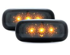 Für Audi A2 A3 A4 A6 A8 TT Klarglas Schwarz Rauchglas LED Seitenblinker Blinker-