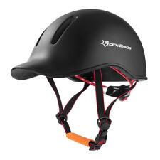 ROCKBROS Bicycle City Cycling Helmet Leisure Helmet Integrally-molded Black
