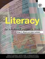 Literacy: An Advanced Resource Book for Students-ExLibrary