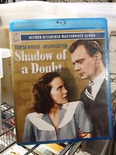 Shadow of a Doubt Blu-ray Joseph Cotten Dvd Teresa Wright Alfred Hitchcock Ac