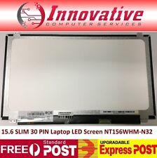"Toshiba Satellite P50T-A P50-C Series 15.6"" Slim LED Screen 30 Pin"