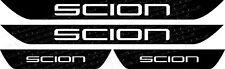 Scion Door Sill Vinyl Decals xD xB2 xB iM  2008 2009 2010 2011 2012 2013 2014