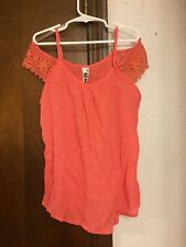 Beautees Pink Girl Size S (7/8) Top (3