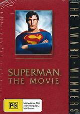 Superman Movie - Adventure/ Fantasy / Superhero - Christopher Reeve - NEW DVD