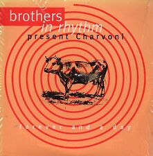 CD SINGLE Brothers In Rhythm Present Charvoni	Forever And A Day 2-track cardsl