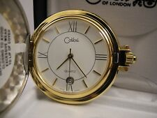Pocket Watch/Date New! Reduced Colibri Twotone White Face