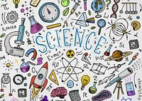 A1 | Science Theme Poster Print 60 x 90cm 180gsm School Wall Art Decor #14850