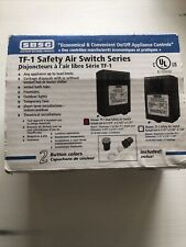 SBAG TF-1 Safety Air Switch Series Dual Outlets 3-70-5023 2 button colors