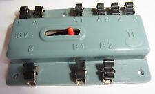 Berliner TT Bahnen- BTTB 8410 Schaltrelais -TOP- control panel - relay