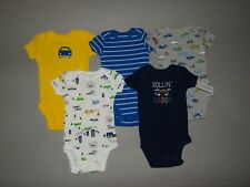 NWT, Baby boy clothes, 9 months, Carter's 5 piece bodysuits/ New Arrival 45% OFF
