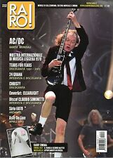 Raro 2011 232.AC/DC,Tears For Fears,24 Grana-Francesco di Bella,Christy,jjj
