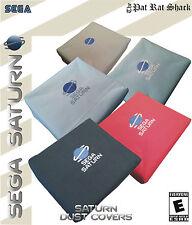 Sega Saturn system canvas dust covers