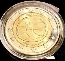 2 EUROS ESPAÑA 2009 ESTRELLAS GIGANTES UEM SIN CIRCULAR.LO QUE SE VE EN LA FOTO
