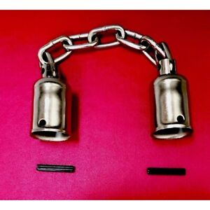 Nunchaku/Nunchucks Ball Bearing Swivel Kit + 2 Pins (Free Shipping In The U S)