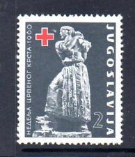 YUGOSLAVIA MNH 1960 SG955 OBLIGATORY TAX - RED CROSS