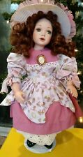 Paradise Galleries Porcelain Doll Treasury Julie My Favorite Things  14""