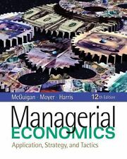Managerial Economics: Applications, Strategy and Tactics (with InfoApps