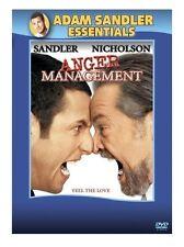 Anger Management (Dvd, 2008, Sandler Line Look)