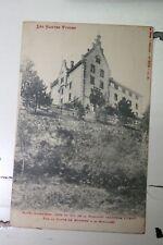 CPA ALSACE schlucht - hotel altenberg - vallée de Munster