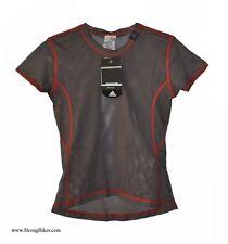 new with tags Adidas SSB adiStar women's cycling net base layer reg:$29.99