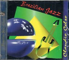 Brazilian Jazz Claudio Celso  BRAND NEW FACTORY SEALED  CD