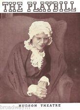 "Ethel Barrymore ""WHITEOAKS"" Lenore Chippendale / Wyrley Birch 1938 Playbill"