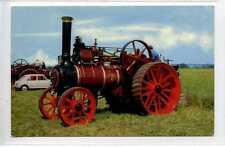 (Lp409-100)  Marshall Agricultural Engine,  Built 1887, Unused G-VG c1967