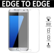 REAL HD Full Curved Transparent 3D Temper Glass Protector for Samsung Galaxy S7