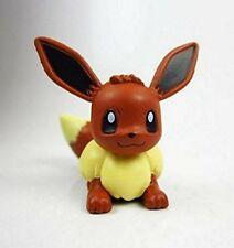 Pokemon BW Black and White Eevee Figure Collection Takara Tomy- Eevee