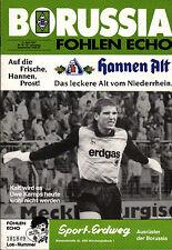 BL 86/87 Borussia Mönchengladbach - FC Bayern München, 11.04.1987, Uwe Kamps