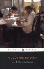 The Brothers Karamazov: A Novel in Four Parts and an Epilogue (Penguin-ExLibrary