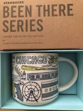 STARBUCKS BEEN THERE CHICAGO MUG NIB ! JUST RELEASED