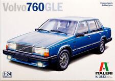 Volvo 760 GLE 1:24 Model Kit Bausatz Italeri 3623