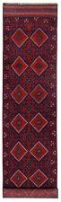 2915 # Oriental Hand-Knotted Mashwani Runner Kilim (342 x 69 cm)100% Wool Rug