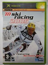SKI RACING 2005 feat. Hermann Maier pour Xbox