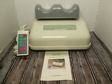 Swing Master Deluxe USJ-201 Chi Machine Therapy Massager Adjustable Speed VGC!