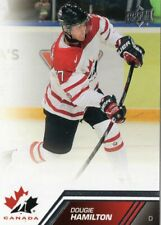 2013/14 Upper Deck Team Canada - #117 DOUGIE HAMILTON [SP]
