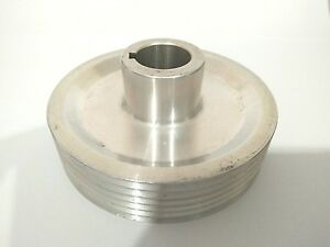 """Supercharger Pulley to suit Vortech - 3.48"""" Diameter 6 Rib"""