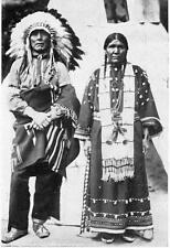 Photo. 1920s. Circus Performers - Sarrasani Native American Sioux Indians