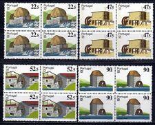 Portugal sc#1684-1687 (1986) Lubrapex 86 full set in block of 4 OG MNH** (T)