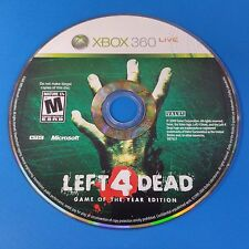 Left 4 Dead - Game of the Year Edition (Xbox 360) DISC ONLY #5569