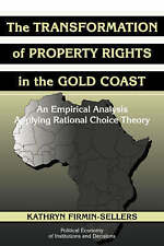 The Transformation of Property Rights in the Gold Coast: An Empirical Study App