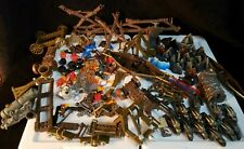Mega Bloks Krystal Wars and other accessories boats canons weapons & more